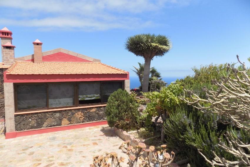 Spain - Canary Islands - El Hierro - Valverde - Casa La Florida 1 - Cozy, intimate and comfortable country house