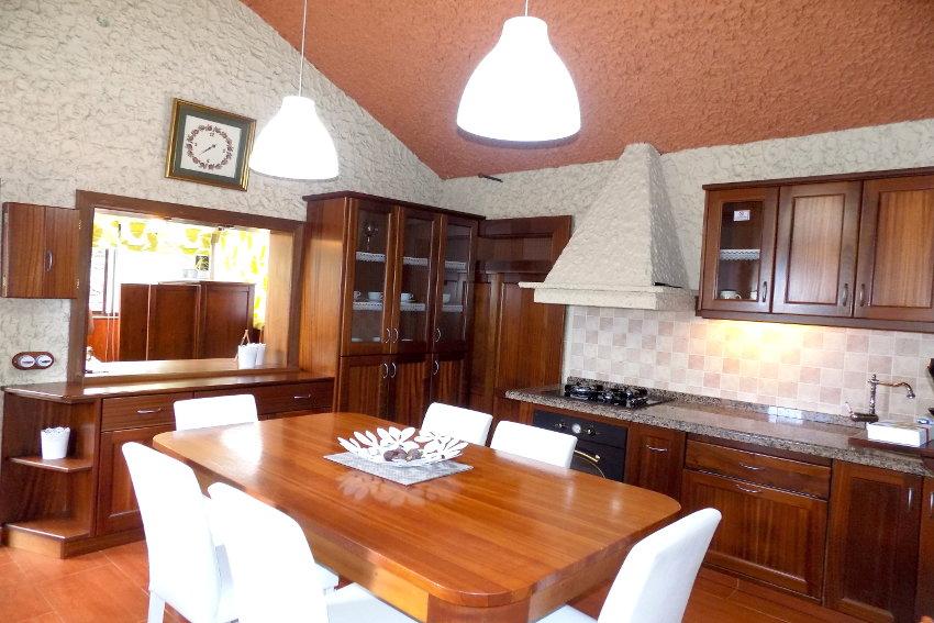 Spain - Canary Islands - El Hierro - Valverde - Casa La Florida 1 - Kitchen