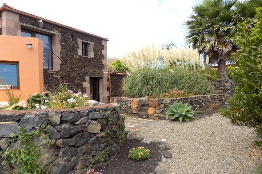 Spain - Canary Islands - El Hierro - Valverde - Casa La Florida 2 - Cozy, intimate and comfortable country house