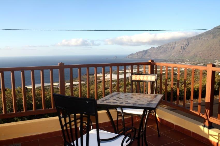 España - Islas Canarias - El Hierro - Los Llanillos - Casa Victor - Casa rural en el Valle de Golfo