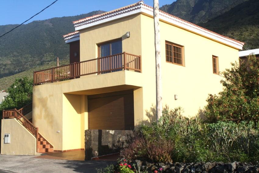 Spain - Canary Islands - El Hierro - Los Llanillos - Casa Victor - Outside