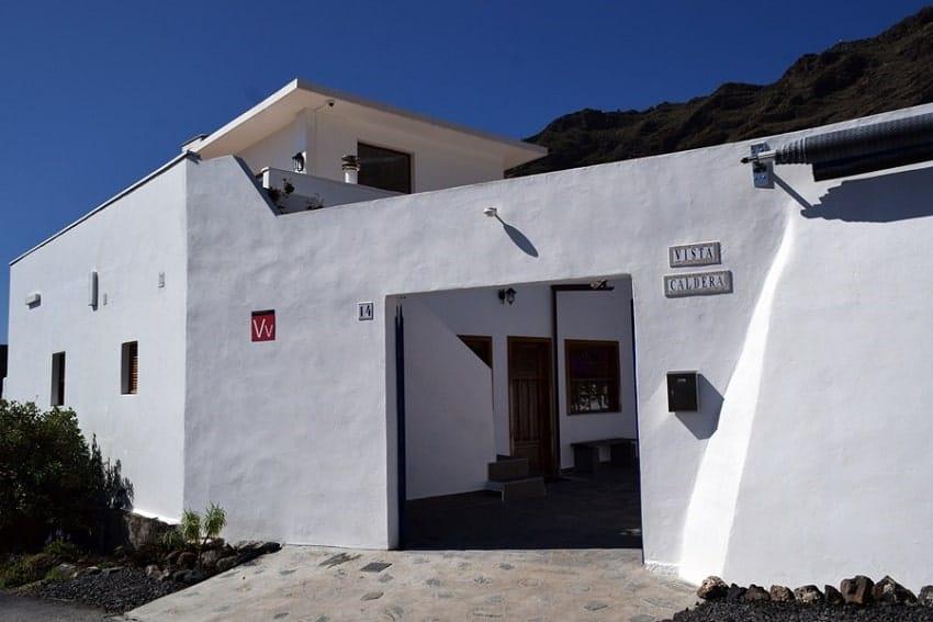 Casa Vista Caldera, Country House La Palma