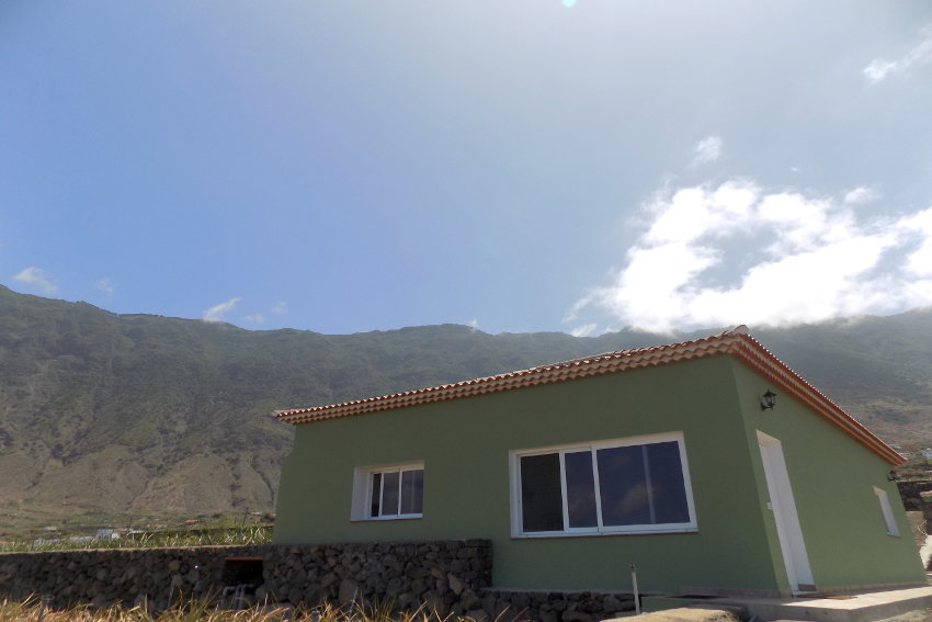 Spain - Canary Islands - El Hierro - Frontera - Casa Elvira - New built modern holiday home with stunning sea views