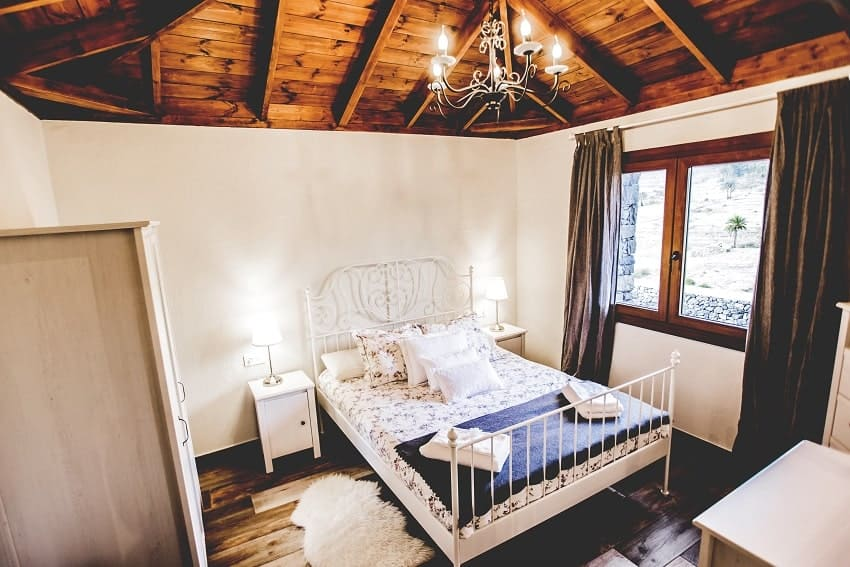 Casita de Papel, Bedroom, Holiday Home La Gomera