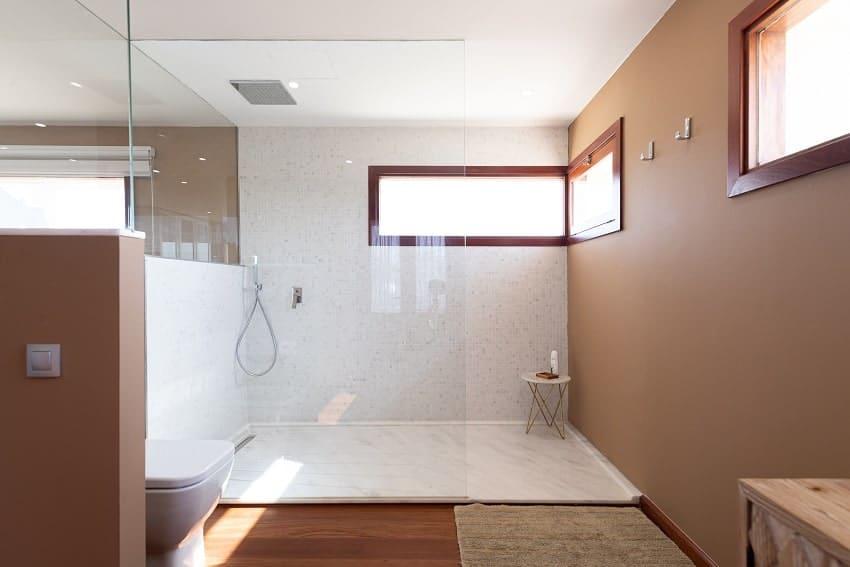 Shower, Villa Atlanntes, Villa Fuerteventura