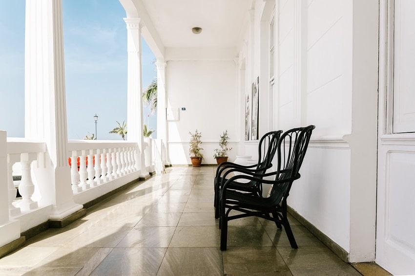 Entrance, Villa Imperial, La Palma Villa