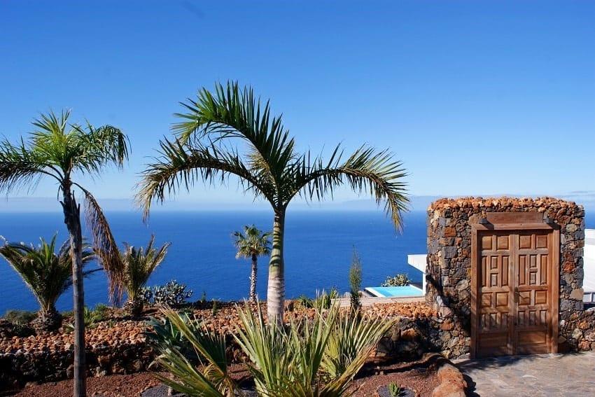 Entrance, Villa Perla del Mar, Villa Puntagorda