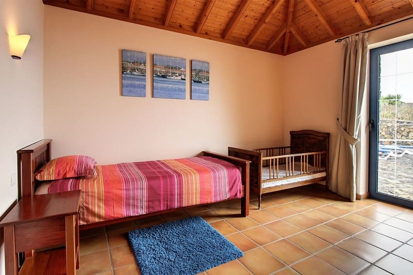 Single Bedroom, Casa Amalia, La Palma