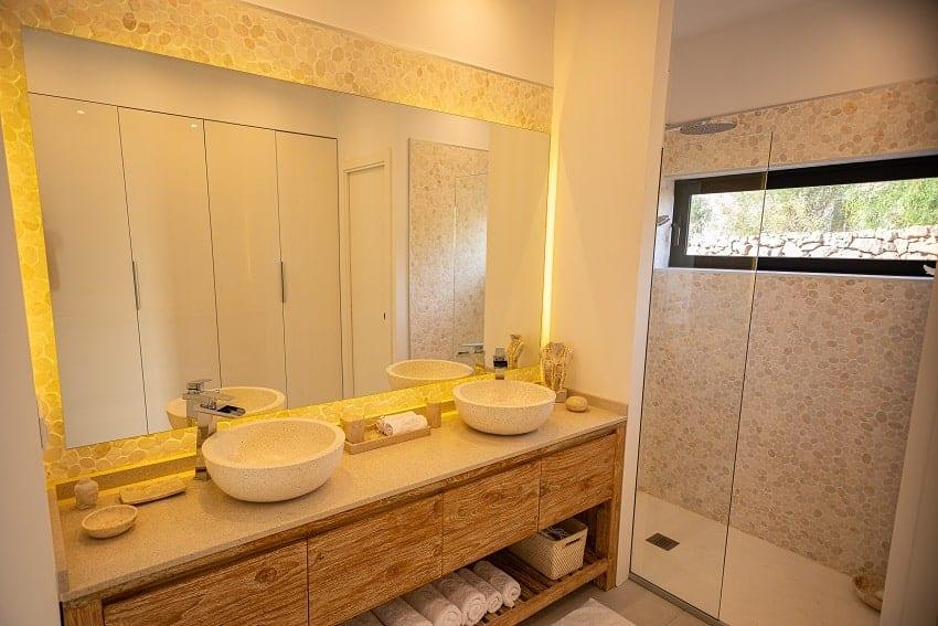 En-Suite Bathroom, Villa Odo, Villa Fuerteventura