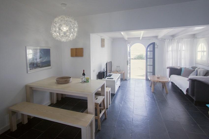 Comedor, Casa Helena Jazmin, Casa Vacacional Fuerteventura