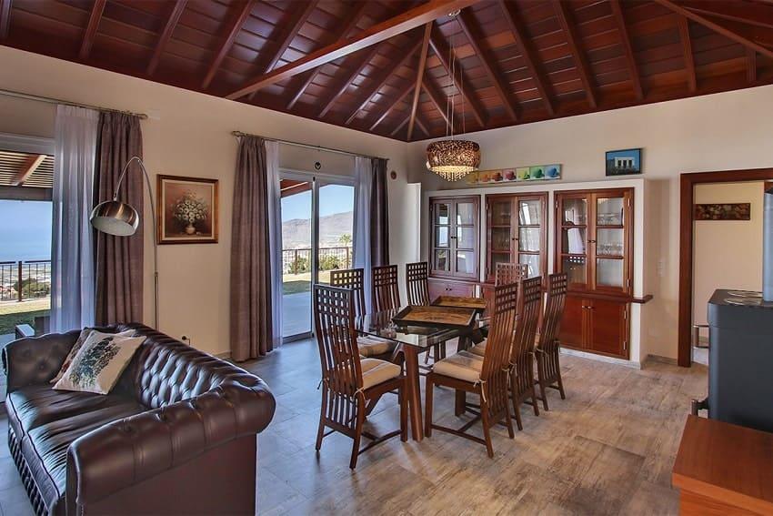 Dining Area, Villa Royal, Villa La Palma