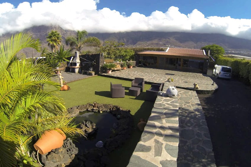 Spain - Canary Islands - El Hierro - Frontera - Finca Arteaga - Comfortable and quiet holiday house in the Golfo valley