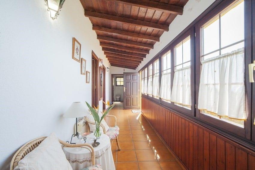 Corridor, Casa Emilia, Cozy Holiday Home La Palma