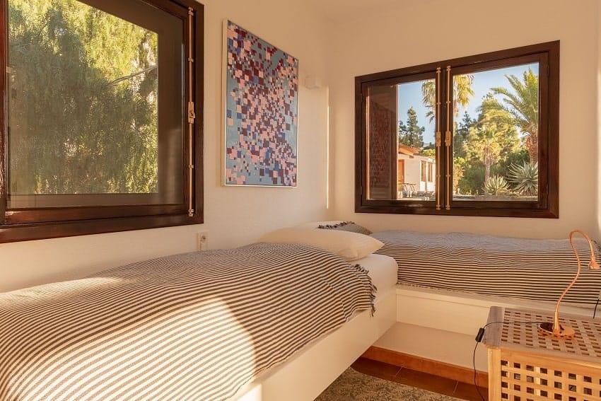 Gästehaus, Schlafzimmer, Villa Don Miguel, Villa La Palma