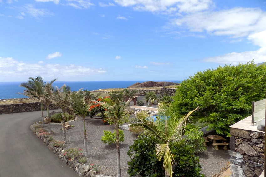 Spain - Canary Islands - El Hierro - Frontera - Villa Tejeguate - Stunning villa up to 6 persons with whirlpool and incredible ocean view