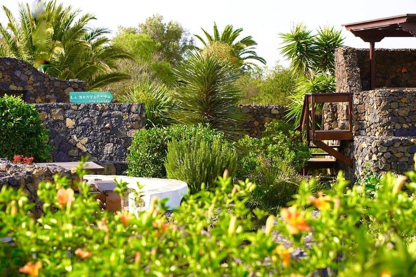 Garden, Finca Esperanza, Finca La Palma, El Paso