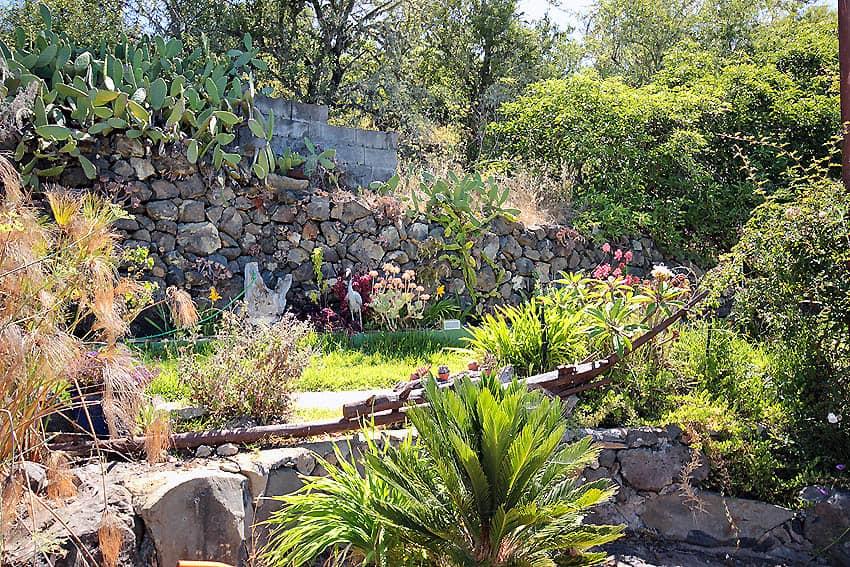 Garten Casa Tata