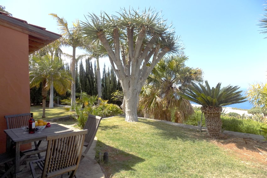 Spain - Canary Islands - La Palma - La Punta - Casa La Gorgonia - Holiday home with subtropical garden and stunning sea view