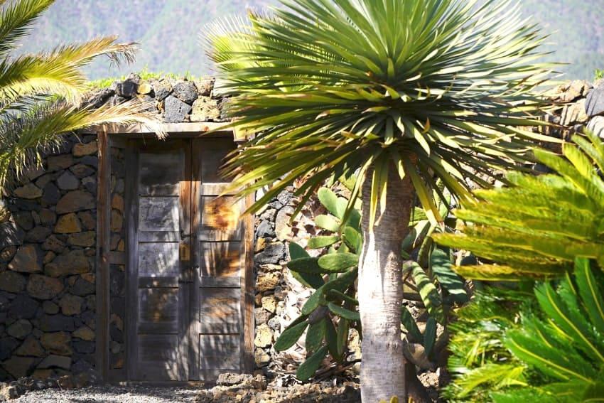 Spain - Canary Islands - La Palma - Tacande - Finca Esperanza - luxury villa view private pool and seaview