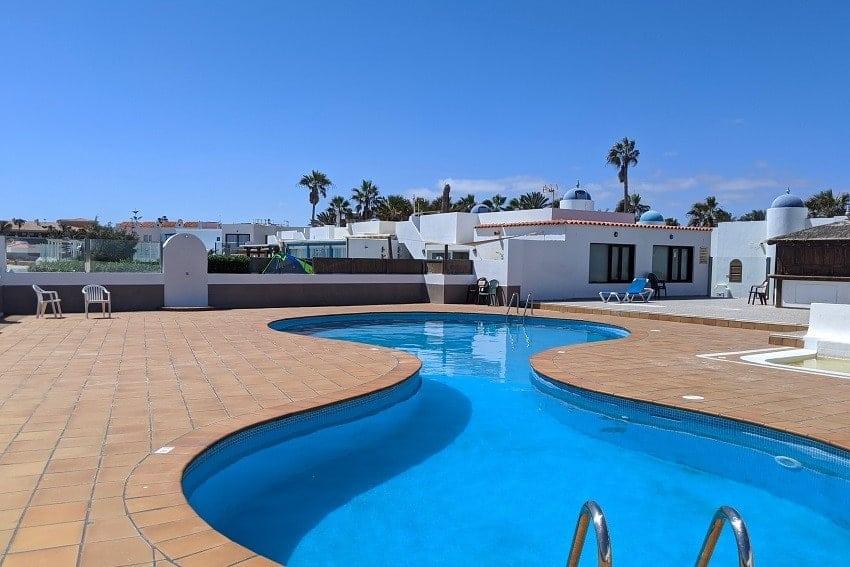 Piscina Comunitaria, Casa Helena Jazmin, Casa Vacacional Fuerteventura