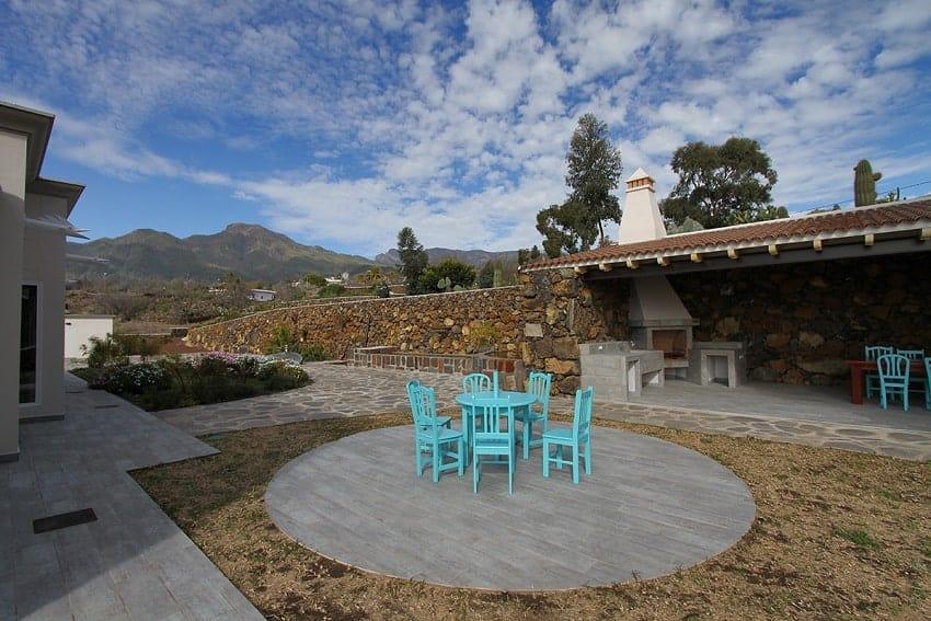 Barbecue, Villa Royal, Villa La Palma