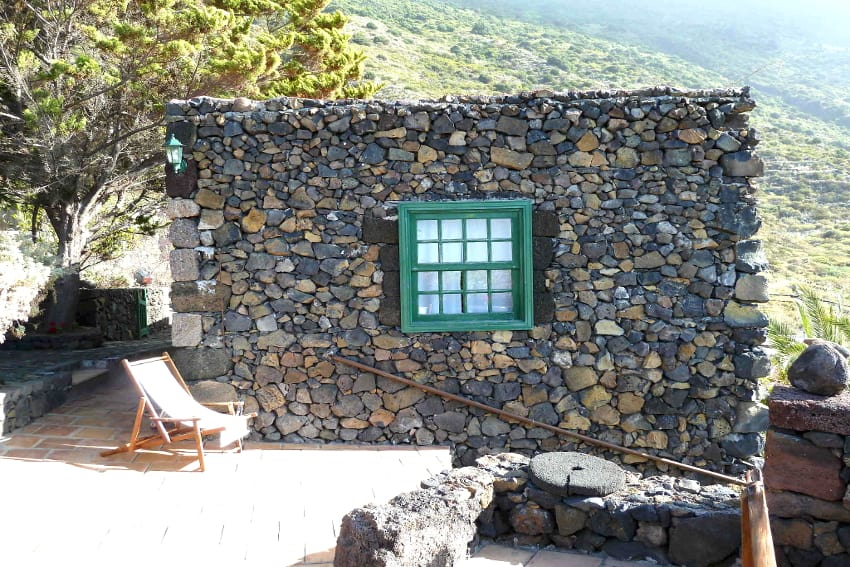 Spain - Canary Islands - El Hierro - Los Llanillos - Casa Pepe Luis - Main house
