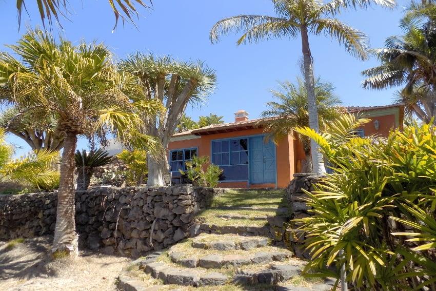 España - Islas Canarias - La Palma - La Punta - Casa La Gorgonia - Casa rural en una zona tranquila para hasta 4 personas