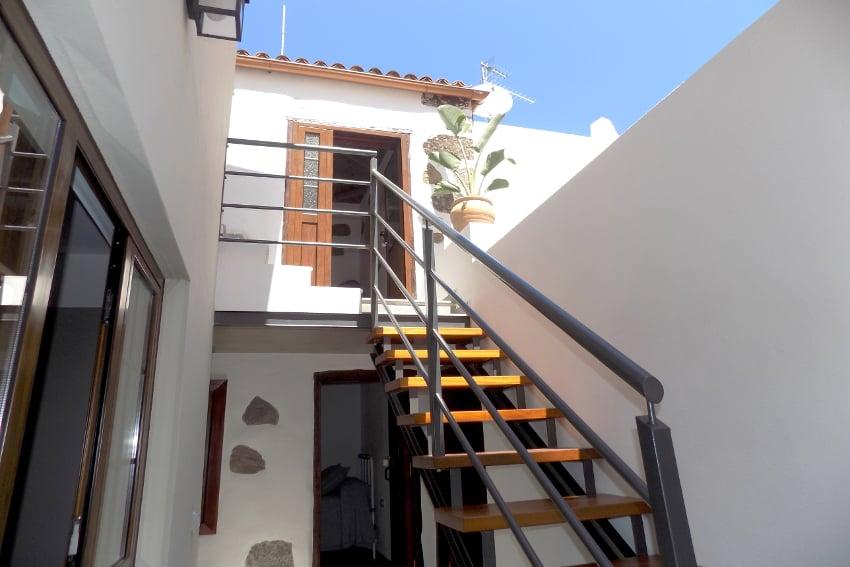 Spain - Canary Islands - La Palma - Tazacorte - Casa Maria - Patio