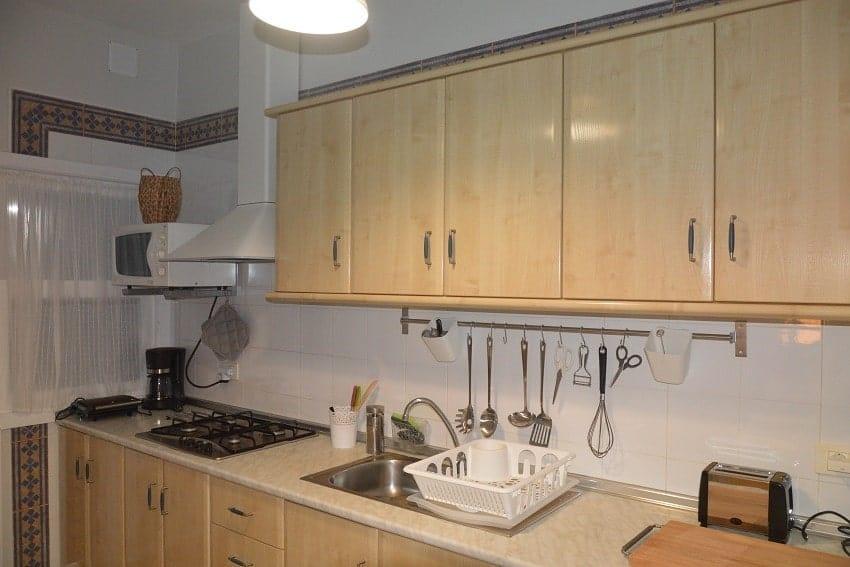 Kitchen, Apartment Aguacate, Apartment La Gomera