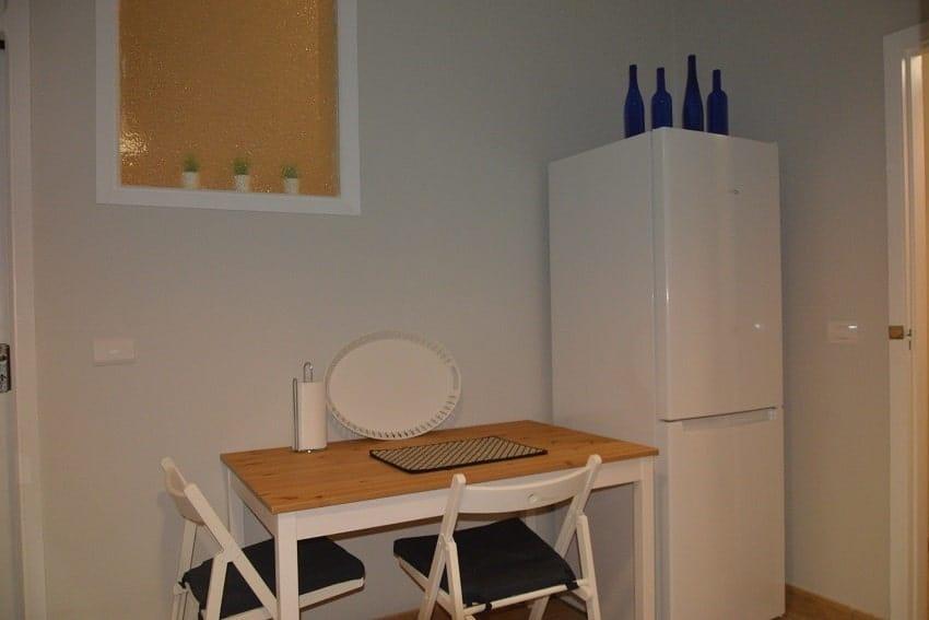 Kitchen, Apartment Aguacate, La Gomera