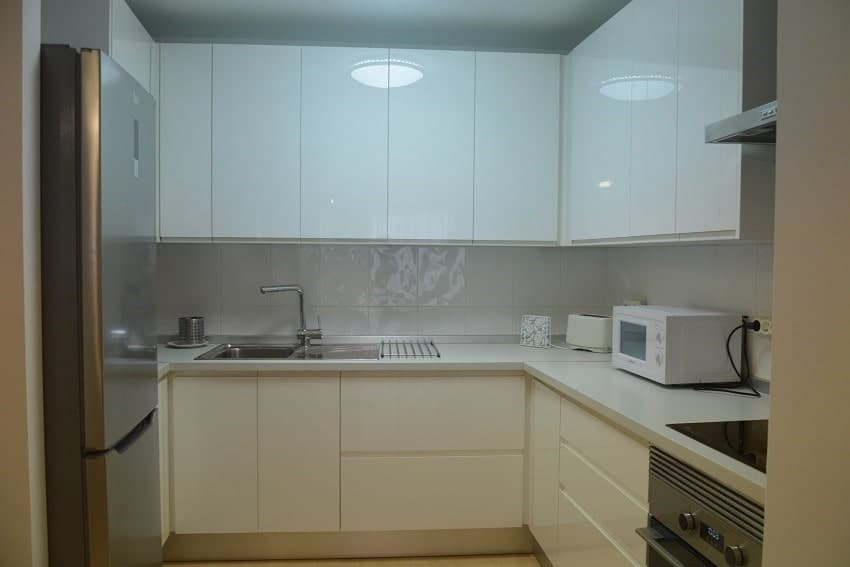 Kitchen, Apartment Miramar 1, Apartment La Gomera