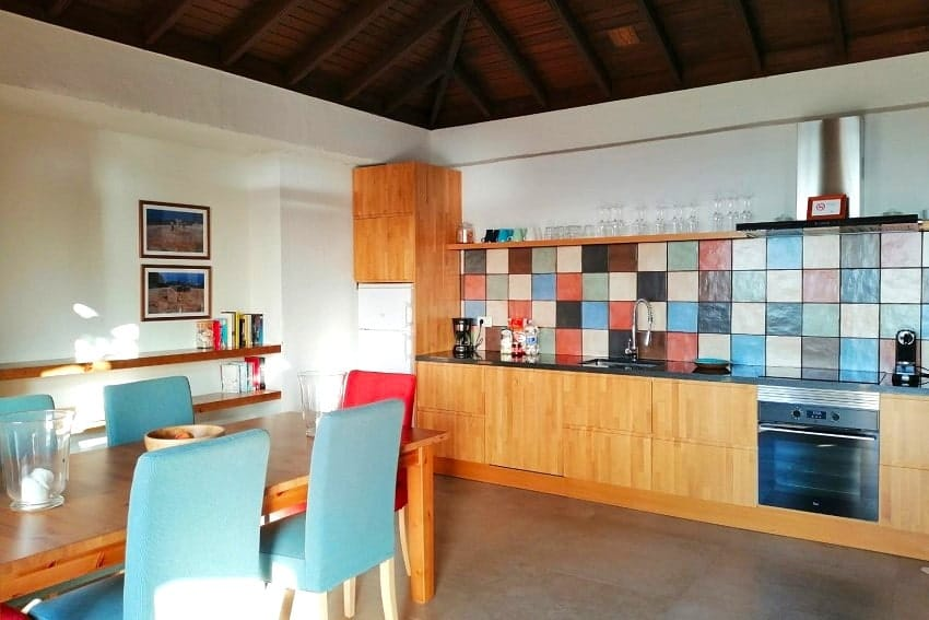Kitchen, Casa Albersequi, La Gomera, Holiday Home
