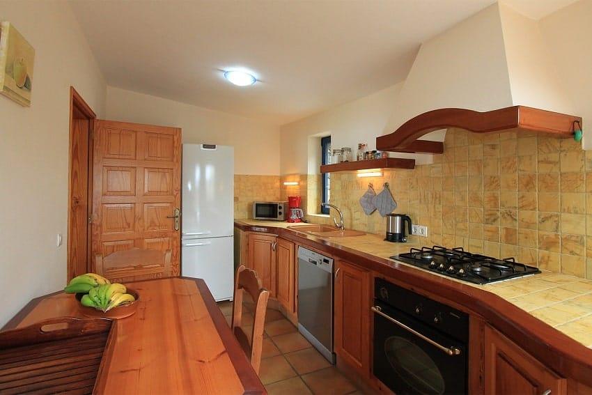 Kitchen, Casa Amalia, La Palma