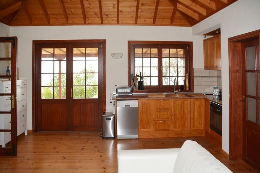 Kitchen, Casa Caracol, Holiday Cottage Tijarafe