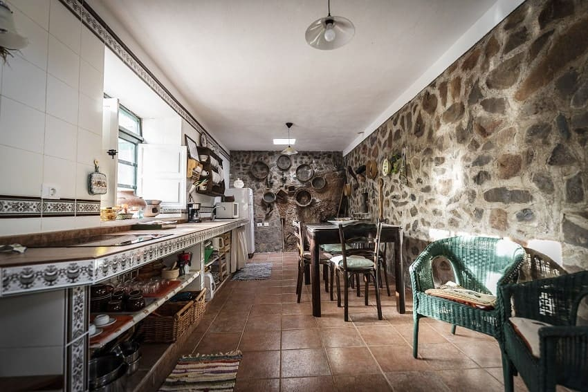 Kitchen, Casa Eliseo, Holiday Home La Gomera