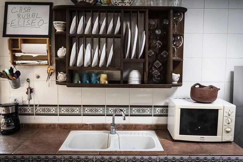 Kitchen, Casa Eliseo, La Gomera Holiday Home