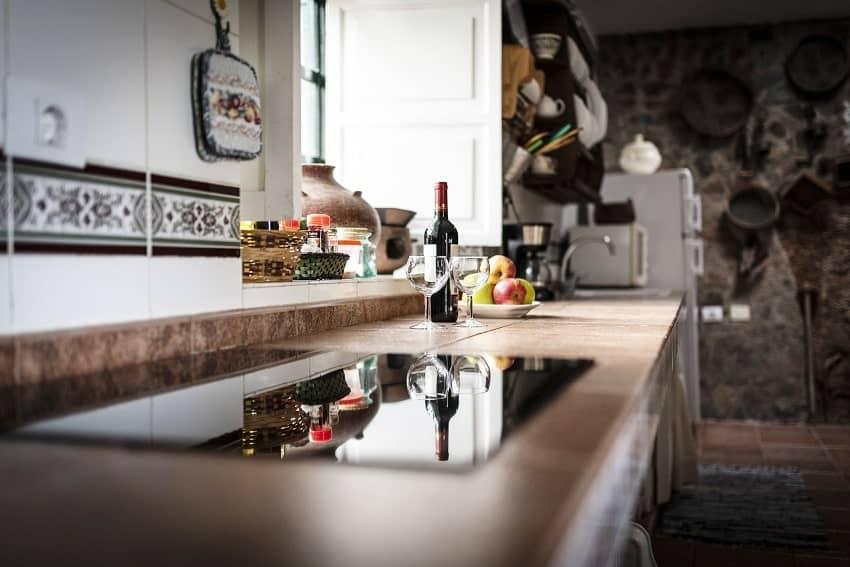 Kitchen, Casa Eliseo, La Gomera