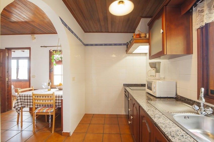 Kitchen, Casa Emilia, Cozy Holiday Home La Palma