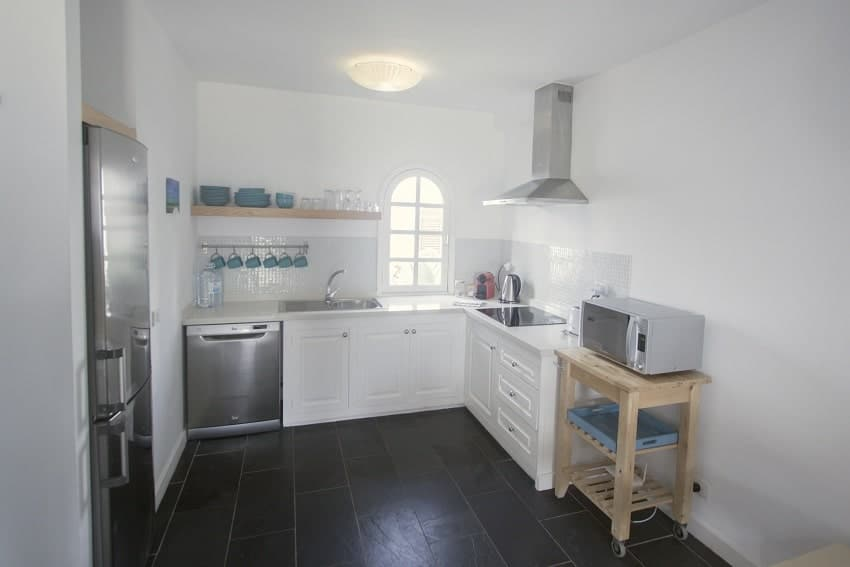 Cocina, Casa Helena Jazmin, Casa Vacacional Fuerteventura