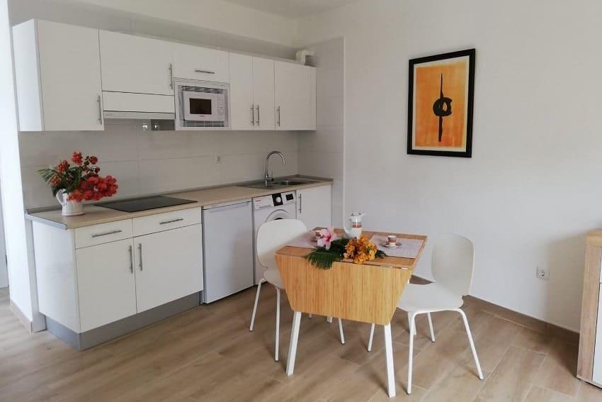 Kitchen, Casa Lita, Holiday Cottage La Gomera