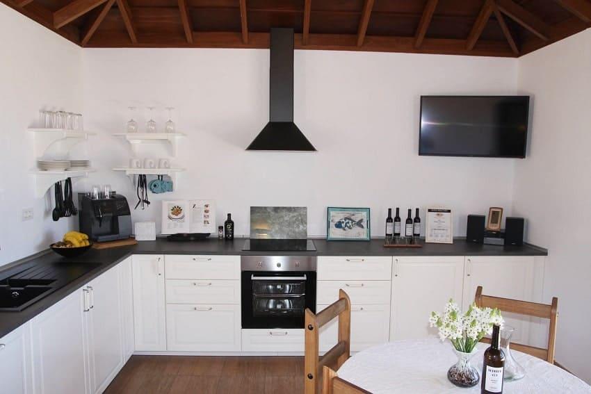 Cocina, Villa Albillo, Villa Puntagorda