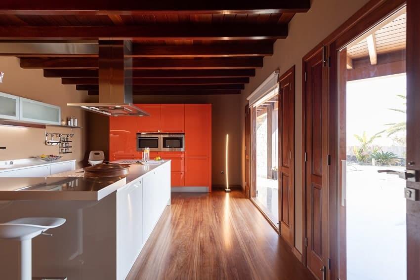 Kitchen, Villa Atlanntes, Villa Fuerteventura