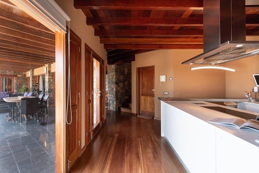Kitchen, Villa Atlanntes