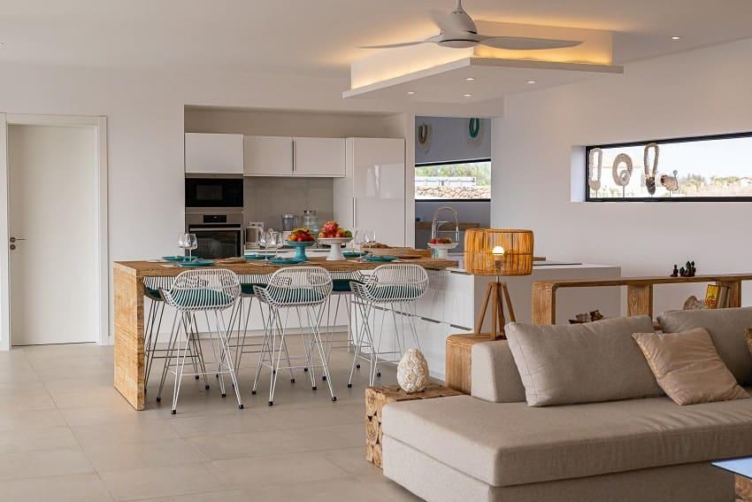 Kitchen, Villa Odo, Villa Fuerteventura