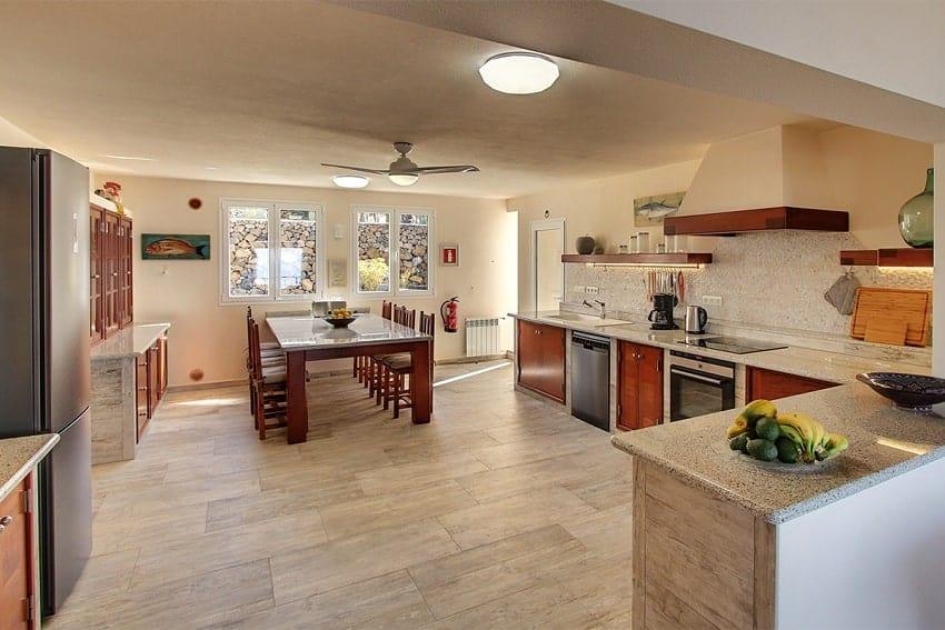 Kitchen, Villa Royal, Holiday Home La Palma
