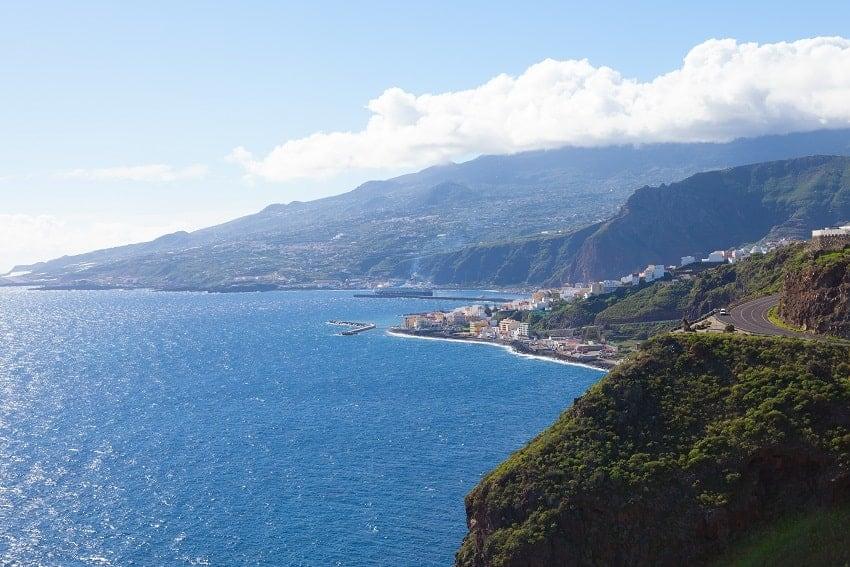 Küste, La Palma
