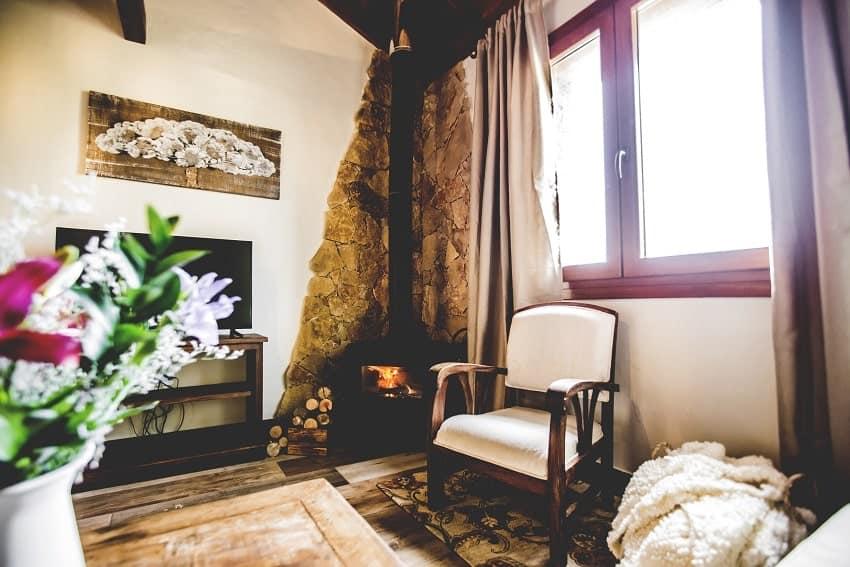 Chimney, Casita de Papel, Holiday Home La Gomera