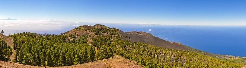 La Palma, Vulkan Route