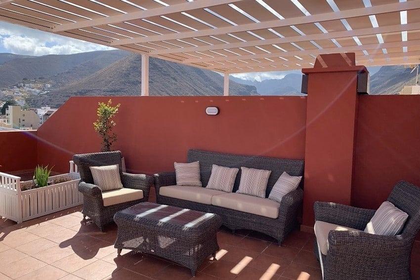 Lounge, Apartment Miramar 1, Apartment La Gomera
