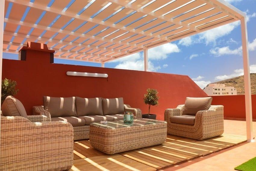 Lounge, Apartment Miramar 2, Apartment La Gomera